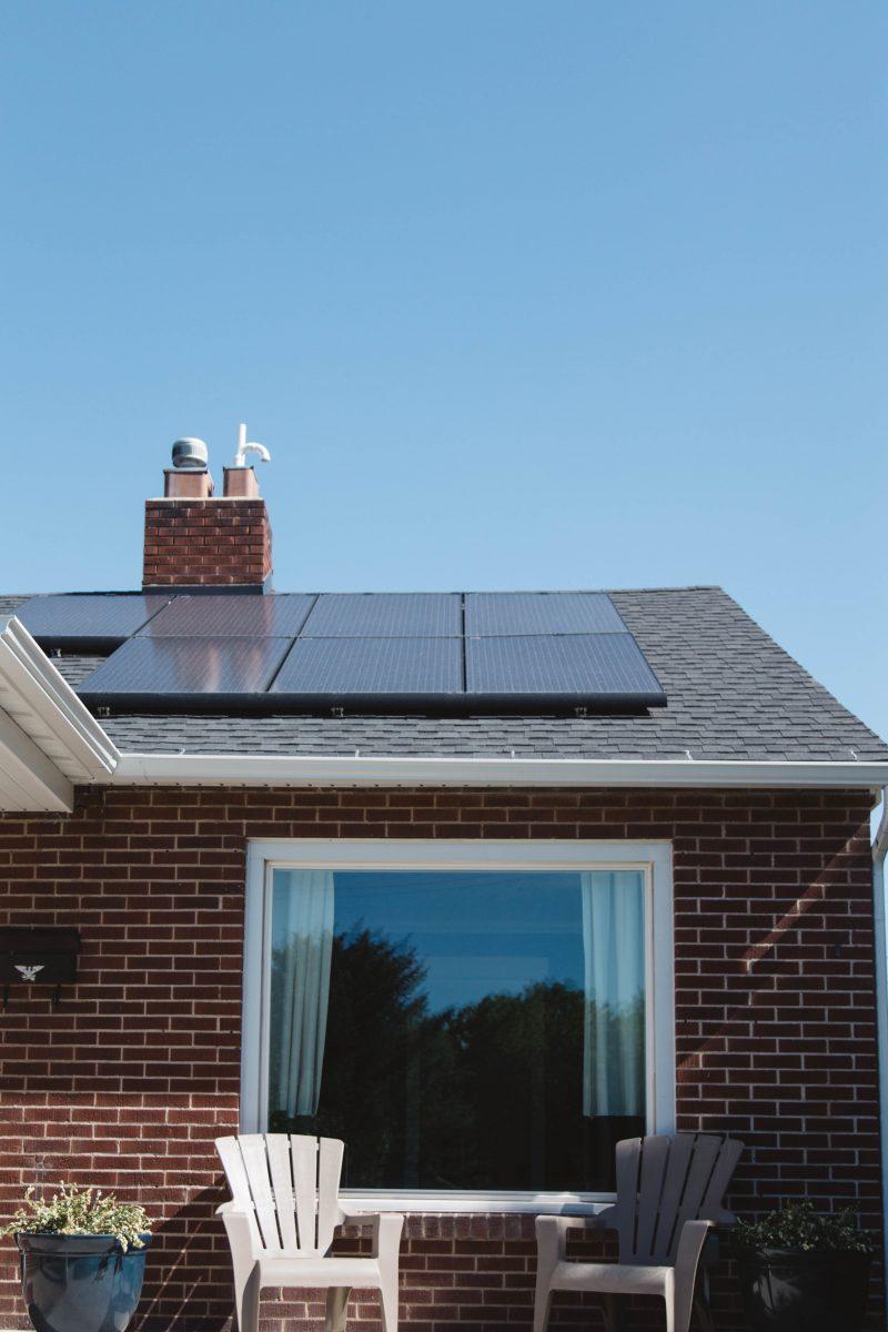 Geld sparen mit Solar
