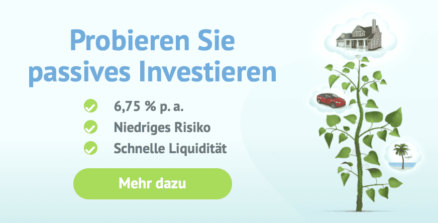 Bondora Go & Grow: 6.75% Zinsen