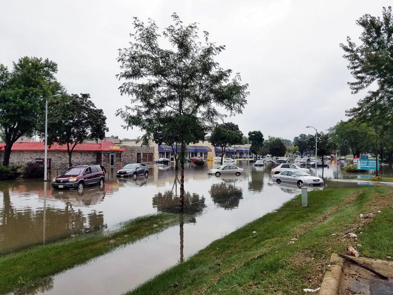 Wasserschaden in der Mietwohnung: Wer zahlt?