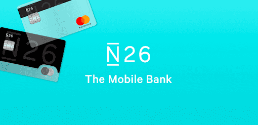 open an european bank account with N26
