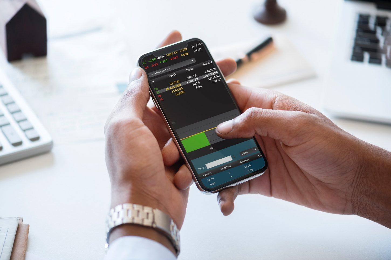 Apps para invertir mi dinero