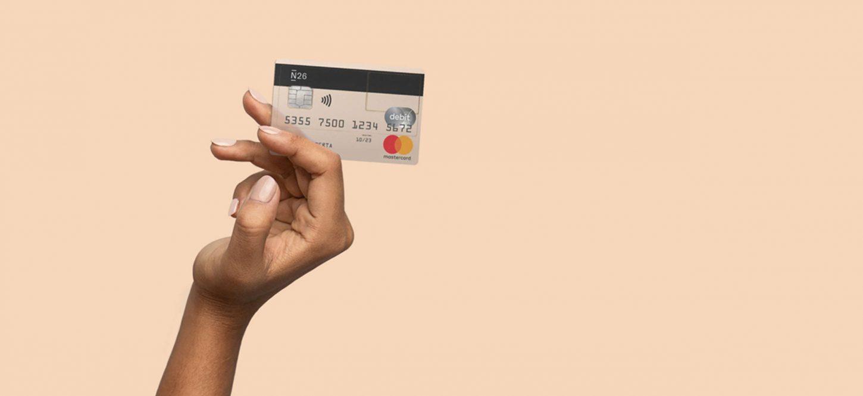 Abrir cuenta Bancaria gratis con N26