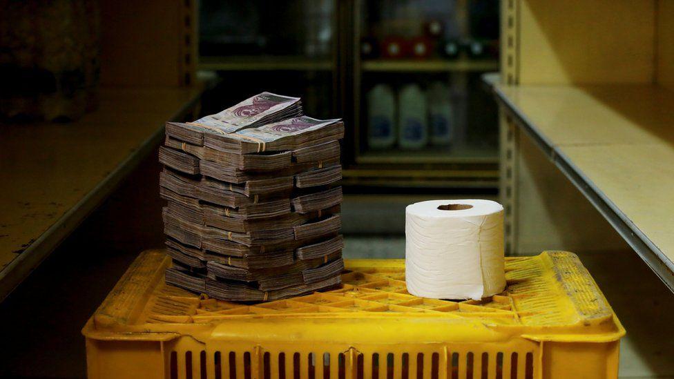 Inflación en Venezuela