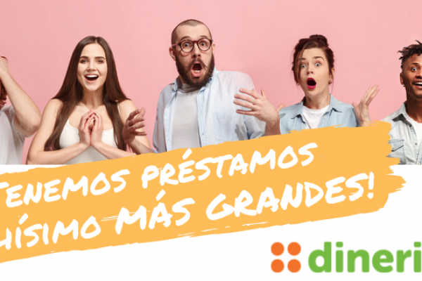 Préstamos personales con Dineria.mx