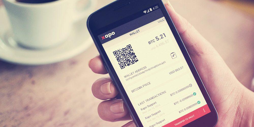 Xapo: el inicio de Bitcoin con bóvedas clasificadas