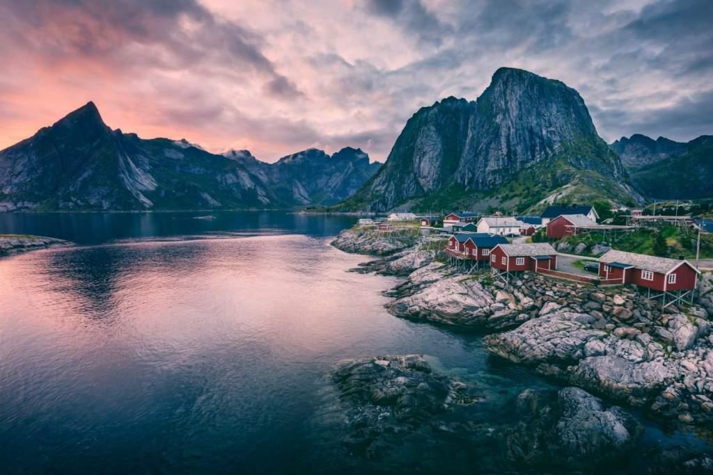 Emigreren noorwegen