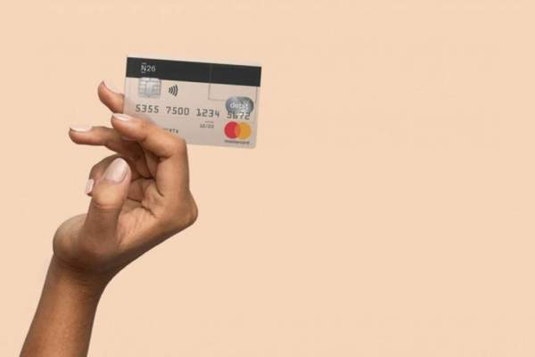 N26 bankrekening