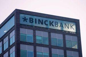 Beleggingsrekening openen bij Binck