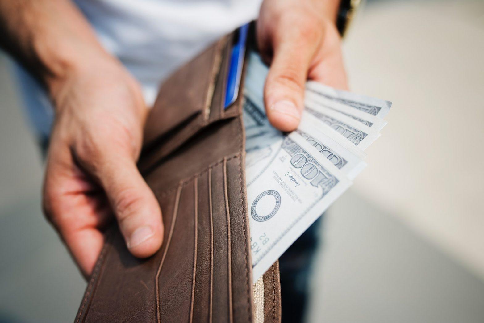 Geld sturen naar buitenland