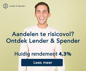 investeren bij Lender - Spender