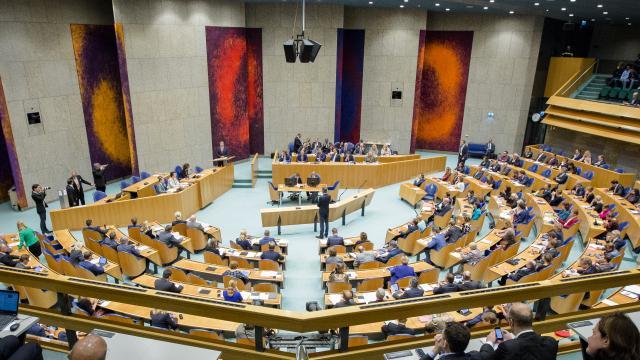 tweede kamer debat over verplichte aov