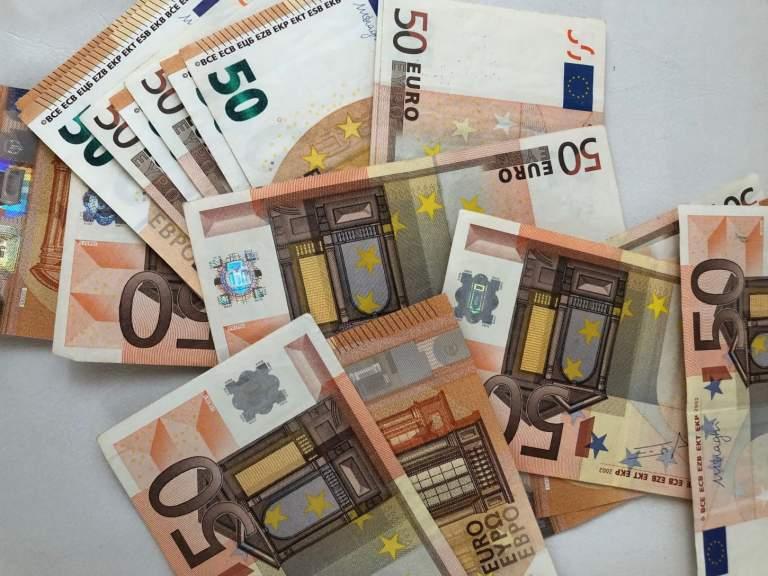 Beleggen met 50 euro per maand