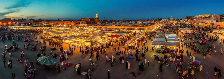 Geld sturen naar Marokko