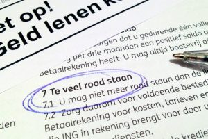 rood-staan