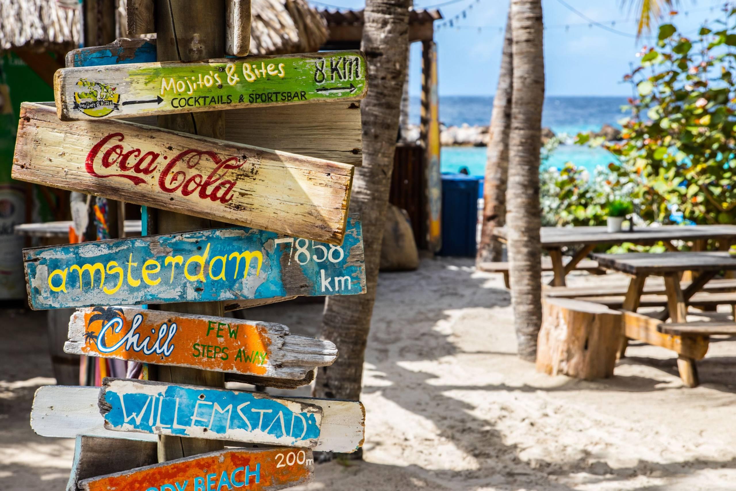 Emigreren naar de Nederlandse Antillen