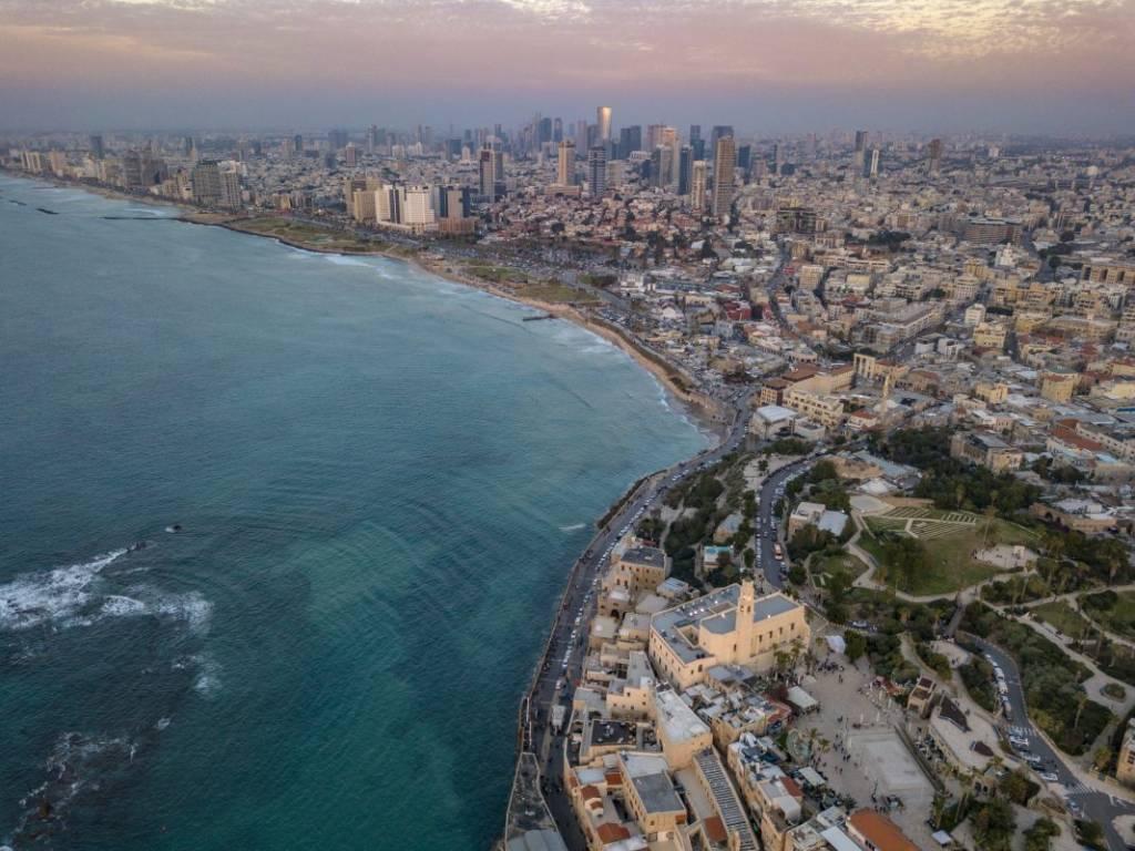 Wonen in Tel Aviv