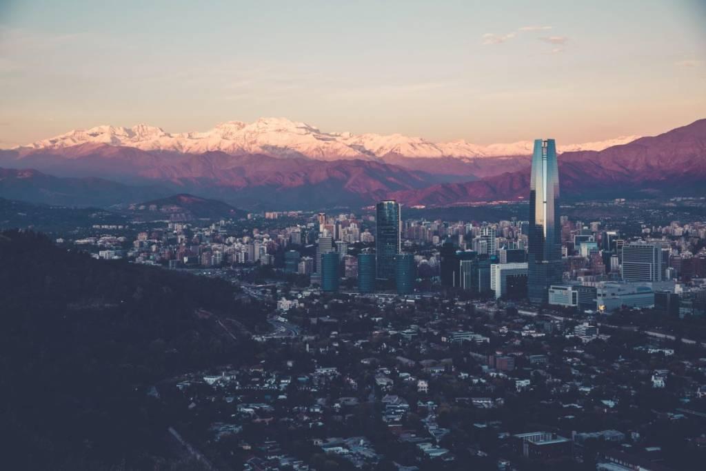Emigreren naar Santiago