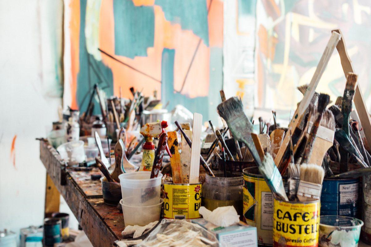 Kunstenaar worden