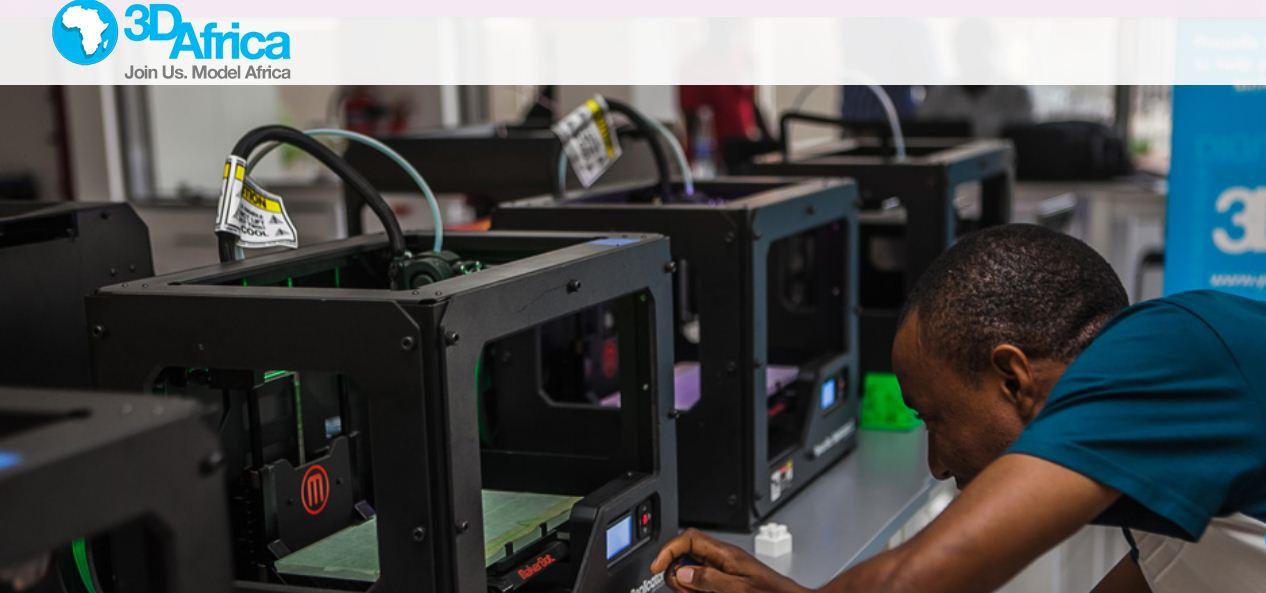 Jinsi ya Kujijengea Kazi na Biashara Kupitia Uchapishaji Kwa Teknolojia ya 3D Barani Afrika