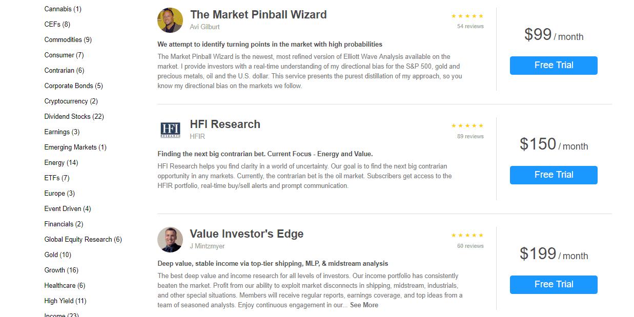 Seeking Alpha Marketplace: Seeking Alpha jobs