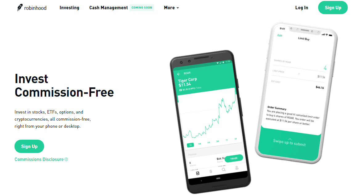A Guide on Investing With Robinhood