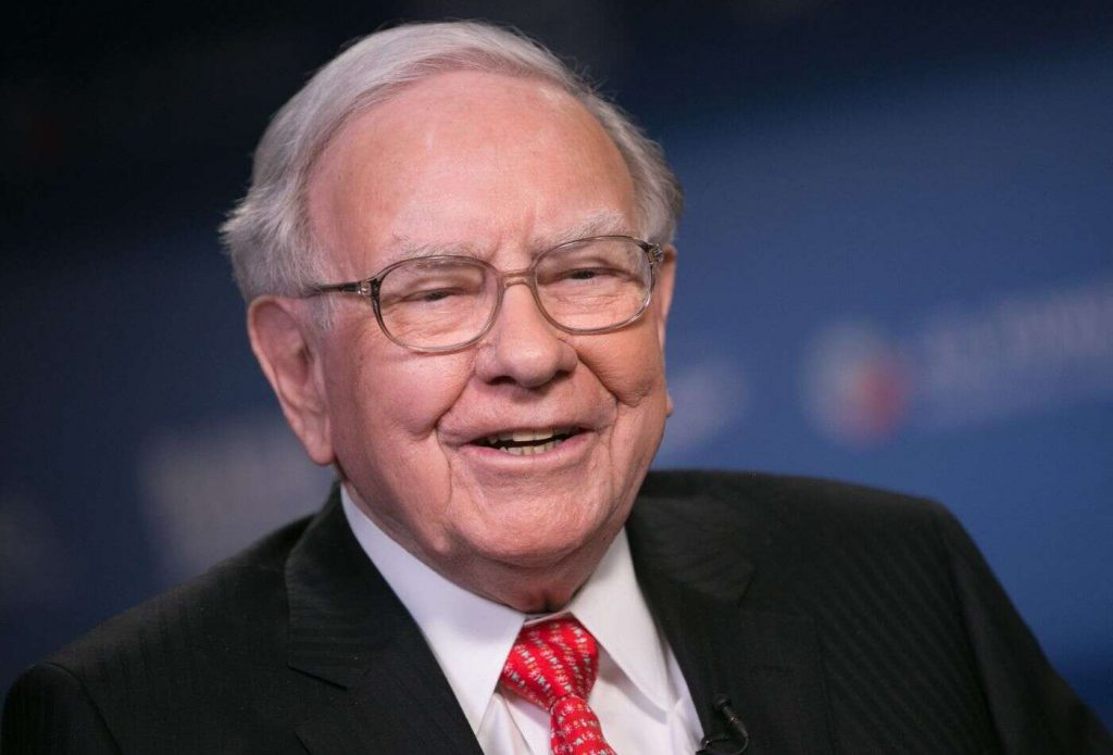 Warren Buffet Life