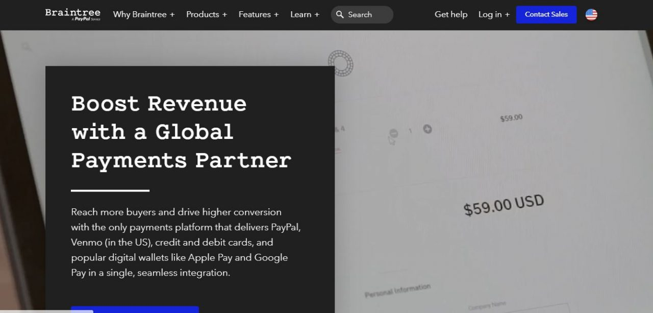 Braintree Payments: Mobile and Web-Based Payment Platform