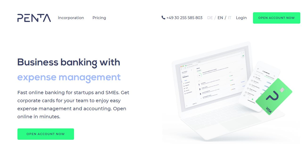 Penta Bank: European Bank for SMEs and Businesses