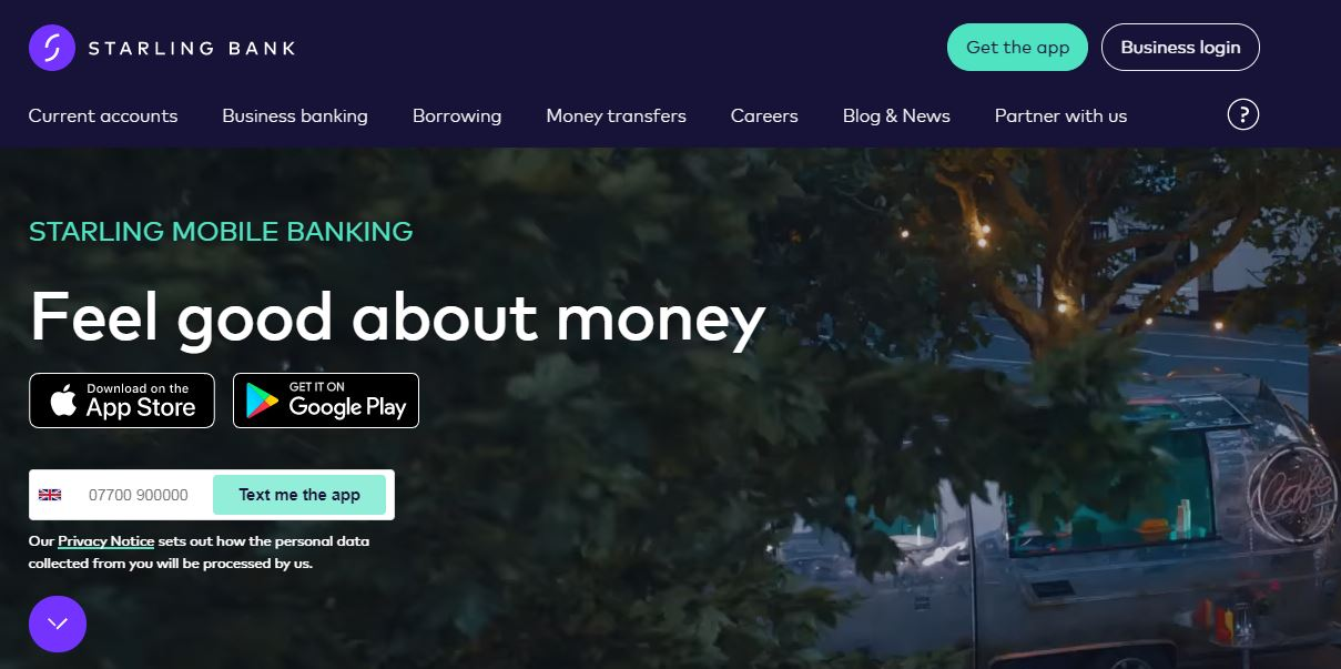 Starling Bank: Mobile-Only Bank in the UK