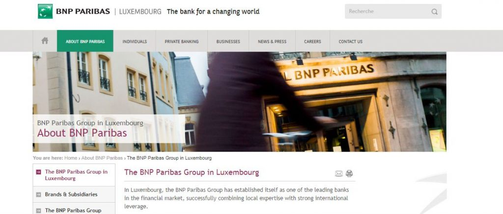 open bank account luxembourg