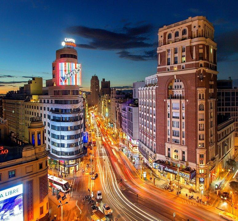 open bank account Spain