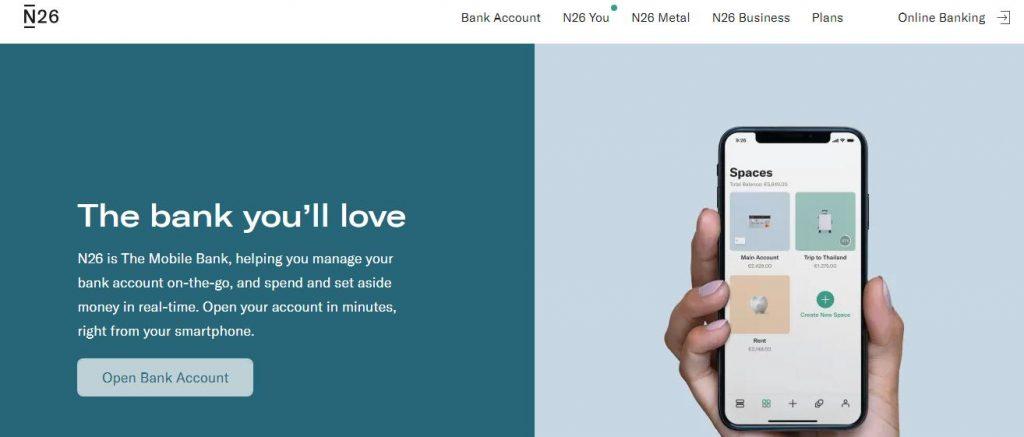 mobile bank US