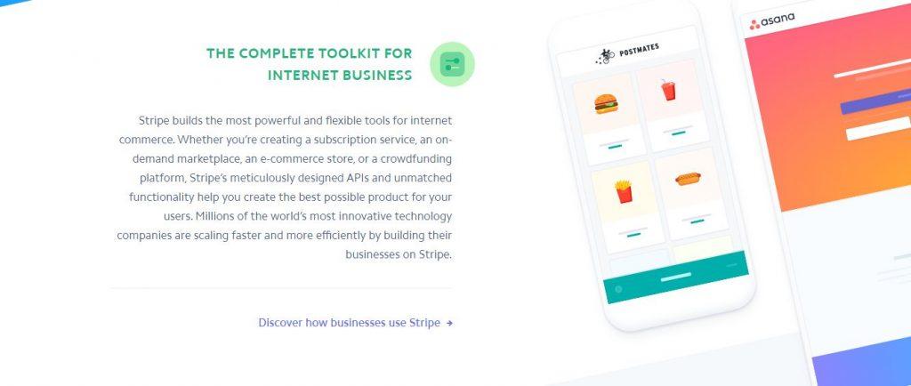 payment platform for merchants