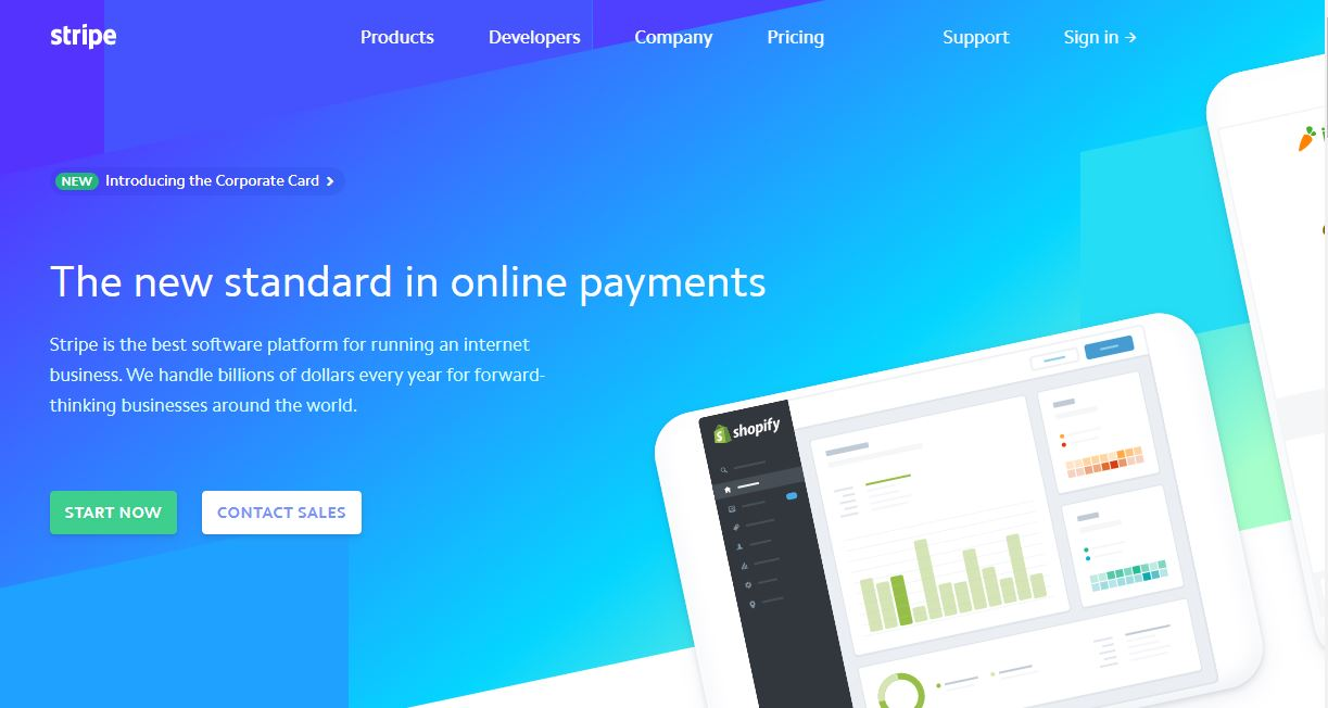 Stripe: A Third-Party Payment Platform for Merchants