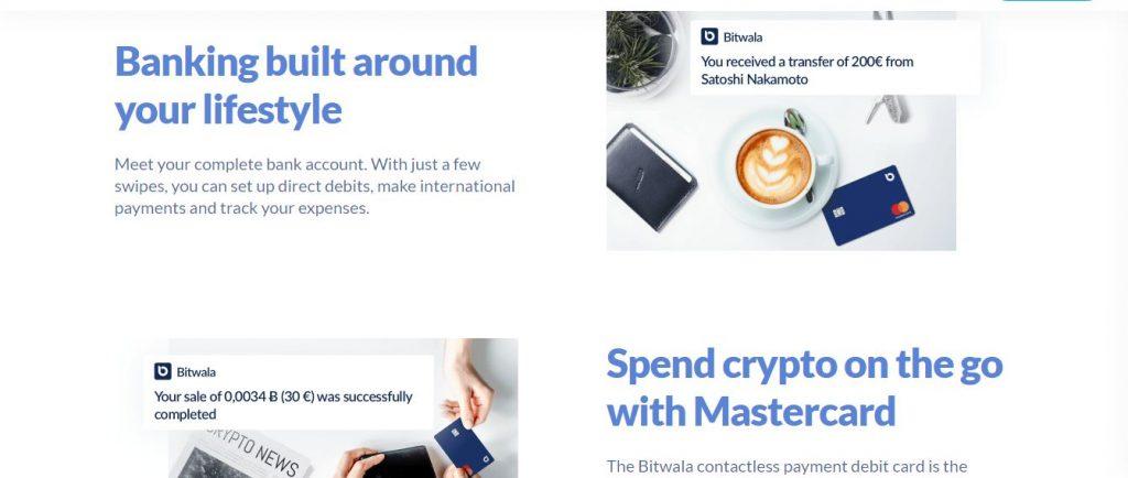 bitwala cryptocurrency bank
