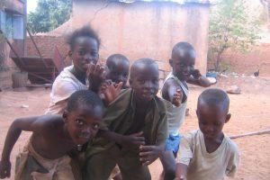 Kids in Mali in 2005