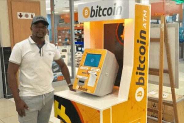 A Bitcoin ATM in Botswana is one of the 10 BATMs in Africa.
