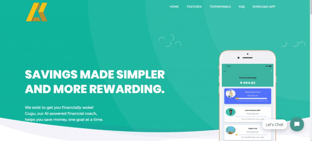 financial literacy startups
