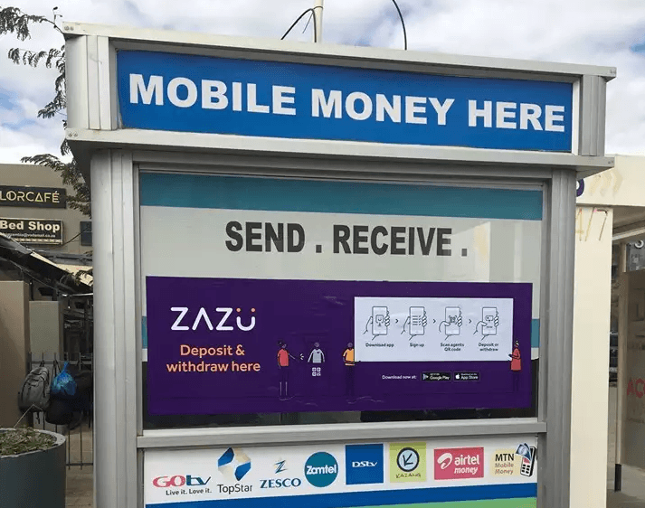 Meet Zazu: Zambia's Helpful Money App