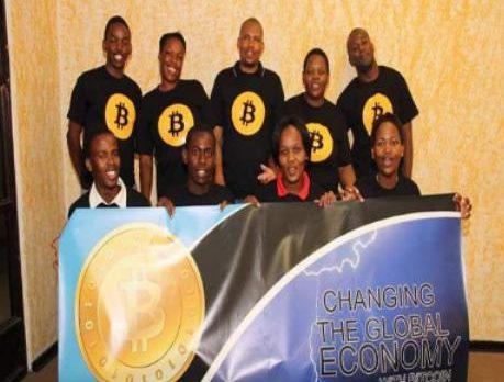 Botswana;s bitcoiners.
