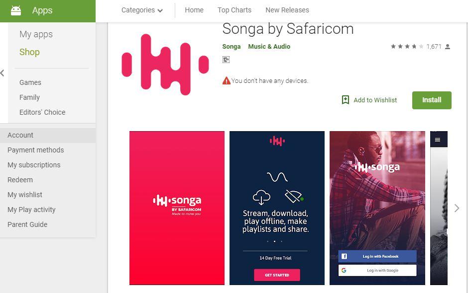 how kenyan artists make money