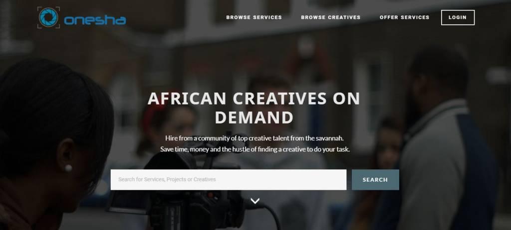 africa online jobs