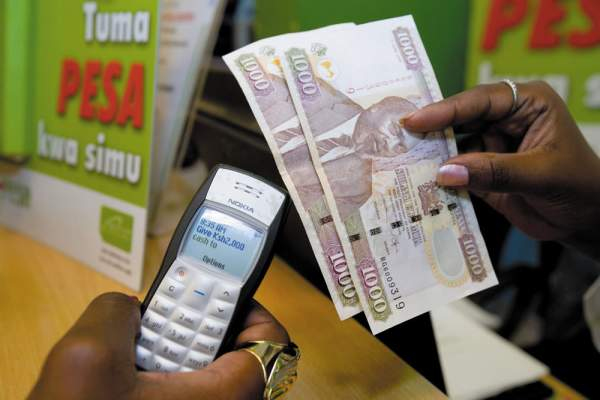 What is M-Pesa Banking