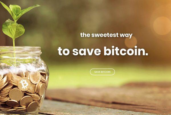 Bittr: Save Bitcoin monthly