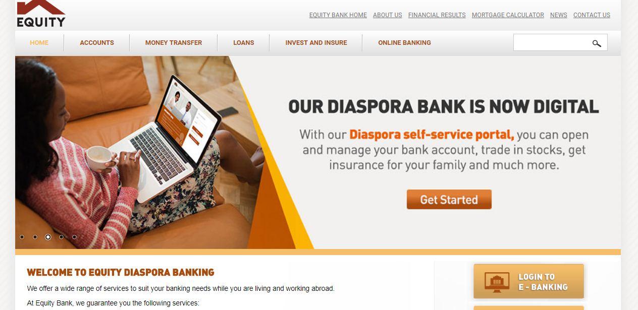 How to Open Diaspora Bank Account in Kenya