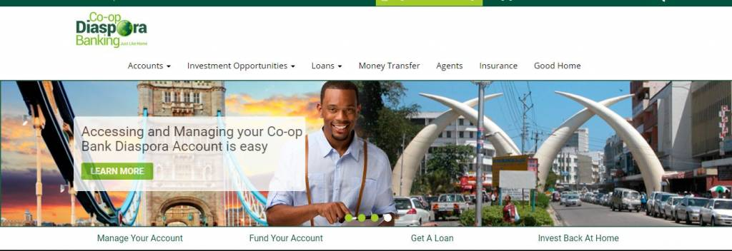 opening a bank account in kenya from abroad