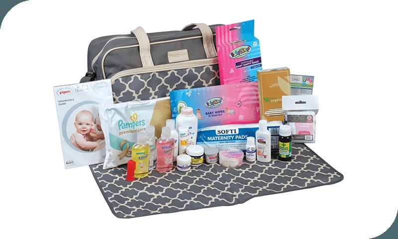 dischem baby bag