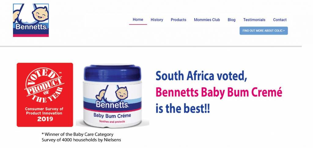 free baby samples south africa 2021