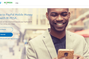 sending money to Kenya with PayPal