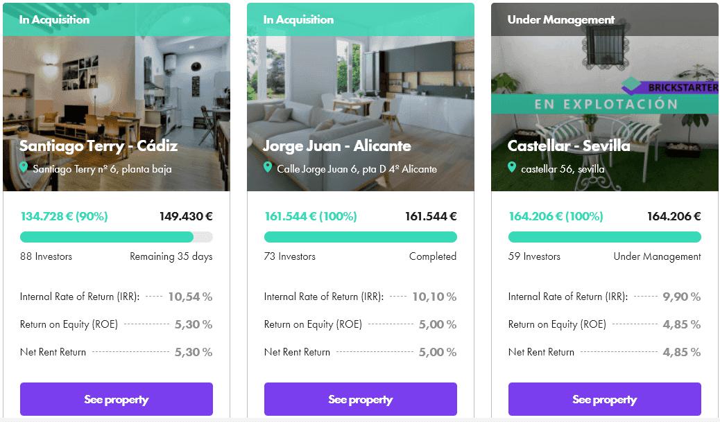 Brickstarter Portfolio